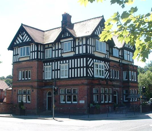 Station Hotel Ashbourne - dream vacation