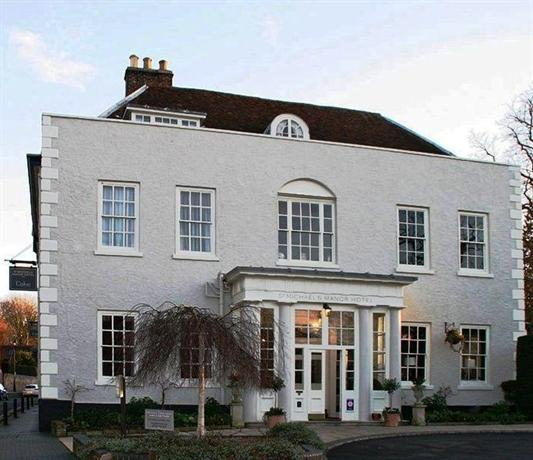 St Michaels Manor Hotel St Albans - dream vacation