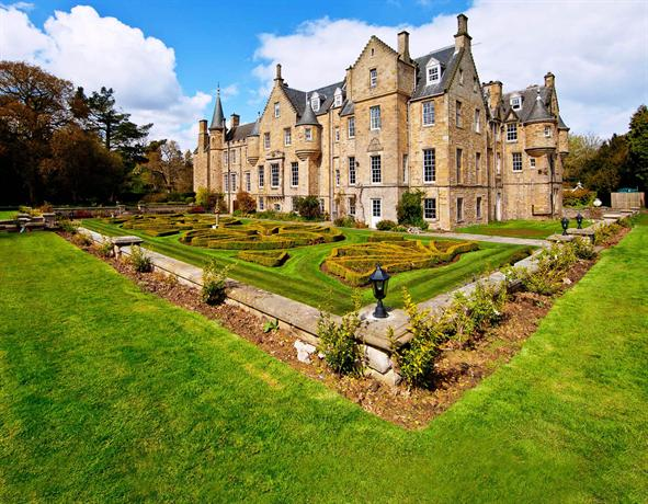 Carberry Tower Mansion House and Estate - dream vacation