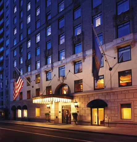 The Ritz-Carlton Hotel New York  Central Park  front off house