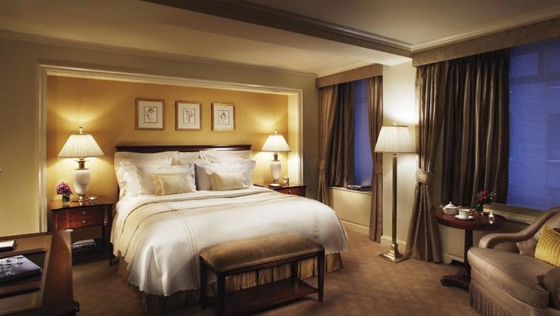 Bedroom at   The Ritz-Carlton Hotel