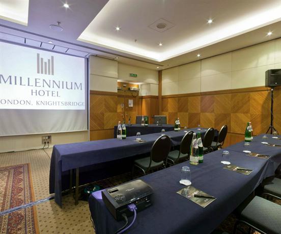Millennium Hotel London Knightsbridge_18