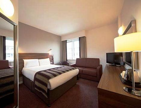 DoubleTree by Hilton Hotel London - Islington_14