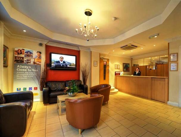 Comfort Inn King Cross_16