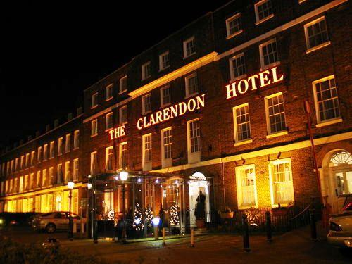 The Clarendon Hotel_9