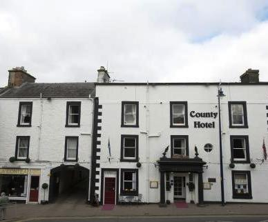 County Hotel Selkirk - dream vacation