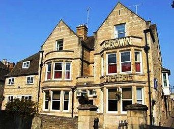 The Crown Hotel Stamford - dream vacation