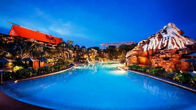 Disney's Polynesian Resort, Orlando - Compare Deals