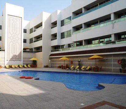 Oasis Court Hotel Dubai