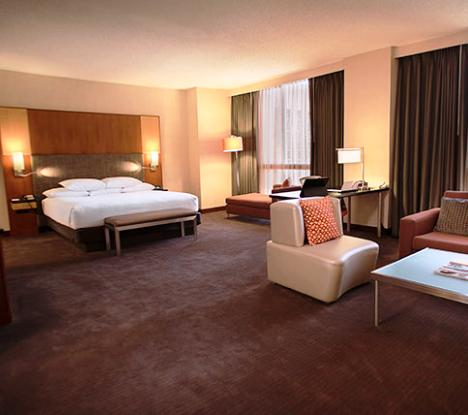 Hyatt Regency Chicago - Chicago -