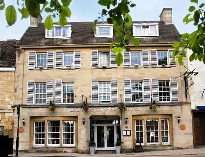 Crown and Cushion Hotel Chipping Norton - dream vacation