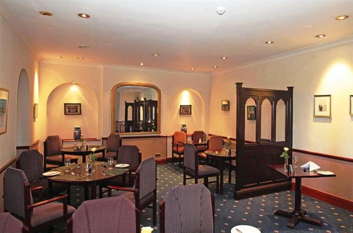 Best Western The Royal Chase Hotel_13