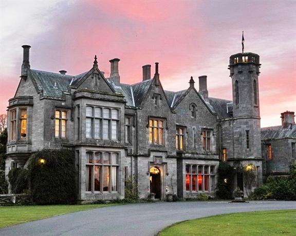 Roxburghe Golf Club & Hotel Kelso Scotland - dream vacation