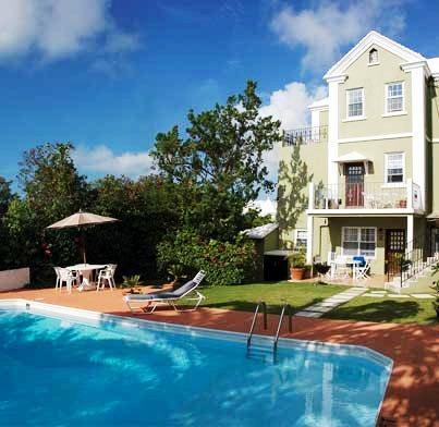 Edgehill Manor Guest House - dream vacation