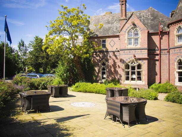 BEST WESTERN Abbots Barton Hotel - dream vacation