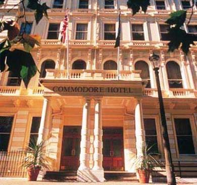 The Commodore Hotel London - dream vacation