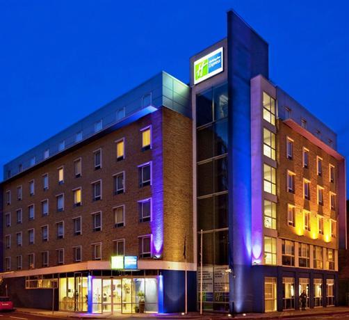 Holiday Inn Express Earls Court_21