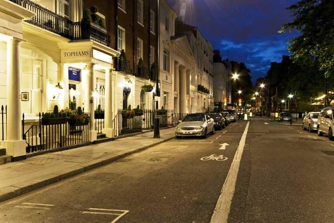 The Tophams Hotel Belgravia - dream vacation