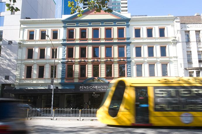 Pensione Hotel Melbourne - by 8Hotels - dream vacation