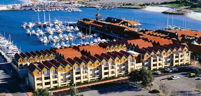 Hillarys Harbour Resort Hotel Perth