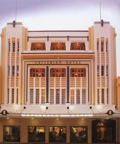 Criterion Hotel Perth - dream vacation