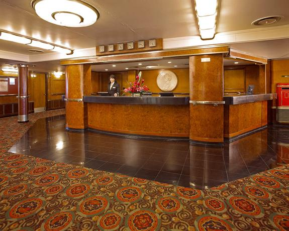 Queen Mary Hotel Long Beach - dream vacation