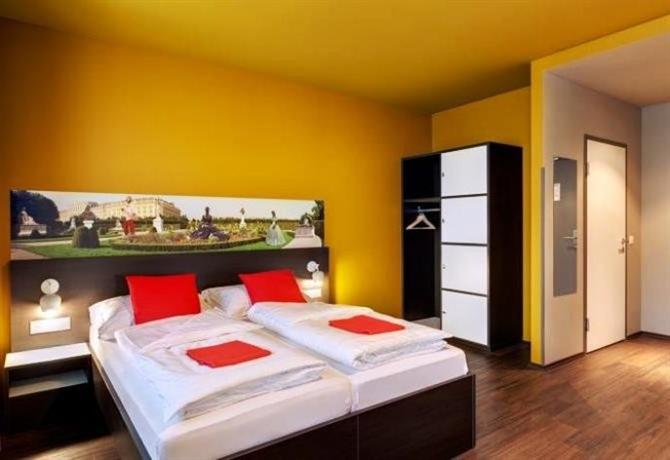 Cheap Hotels in Vienna: Hotel Meininger Downtown Sissi