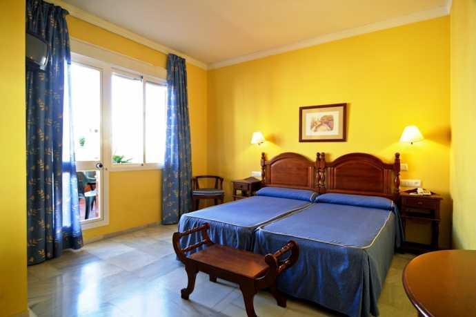 Hotel Don Pedro - Séville -