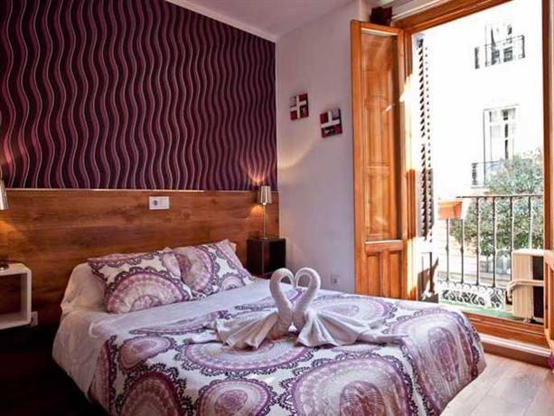 Abel Victoriano Hostel Madrid Хостел Абел Викториано Мадрид