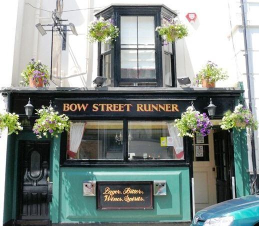 Bow Street Runner - dream vacation
