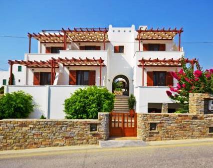 Anthi Studios Agia Anna Naxos - dream vacation