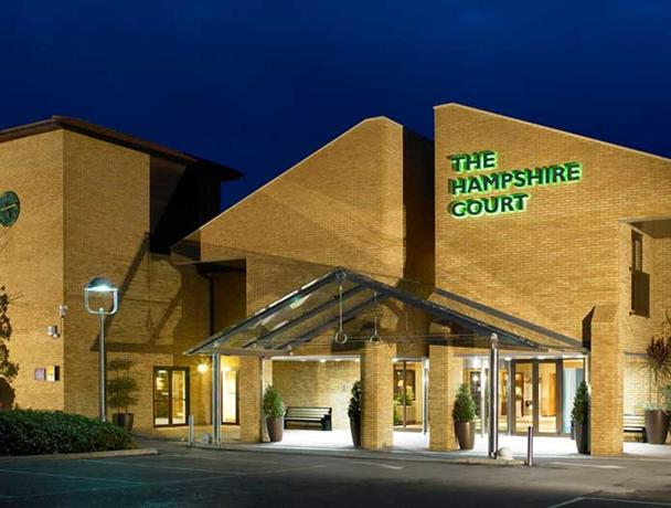 The Hampshire Court Hotel - QHotels - Chineham -