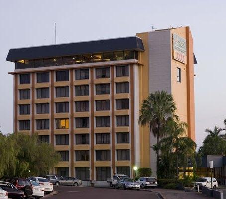 프론티어 호텔 다윈