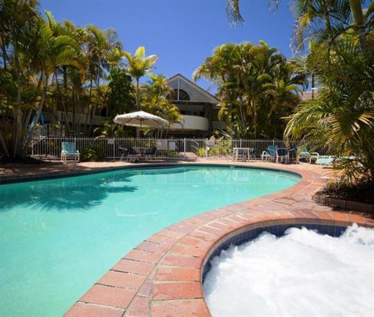 Photo: Bay of Palms