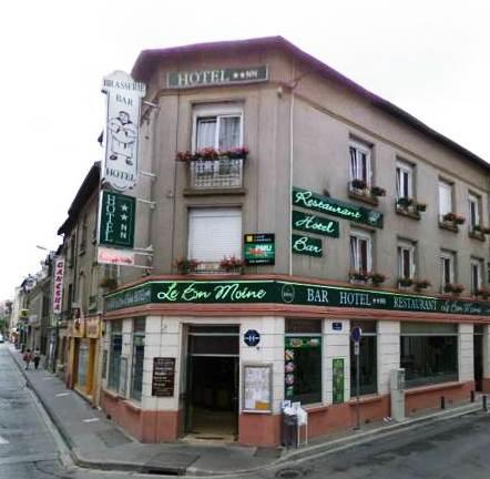 Hotel Le Bon Moine - dream vacation