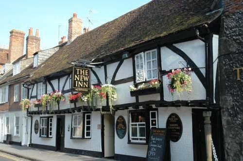 The New Inn Salisbury - dream vacation