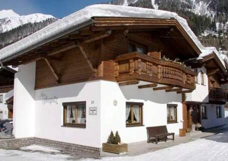 Haus Alpengruss & Seespitz Langenfeld - dream vacation