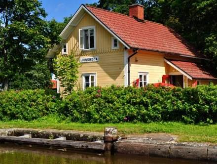 Jonsboda Cafe & Cottages - dream vacation