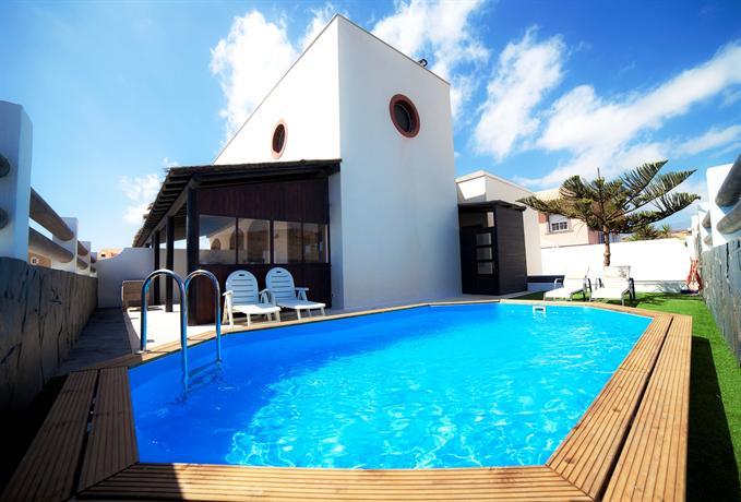 Villas La Galea - dream vacation