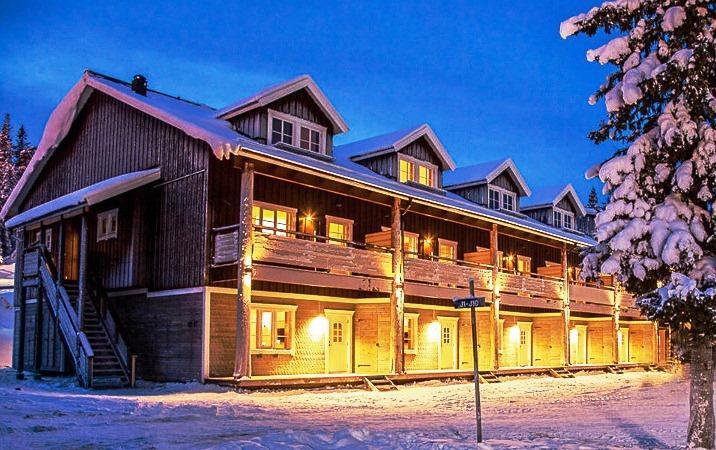 Vemdalsskalet Hogfjalls Apartments - dream vacation