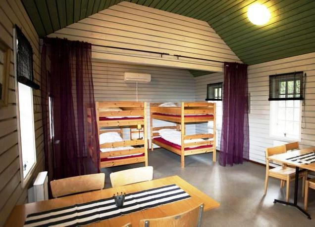 Blankhults Friluftsgard Hostel - dream vacation