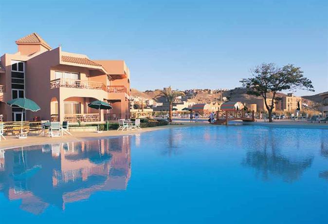 Pyramisa Isis Corniche Aswan Resort - dream vacation