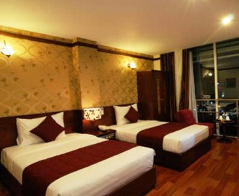 Asian Ruby 3 Hotel - Ho Chi Minh Ville -