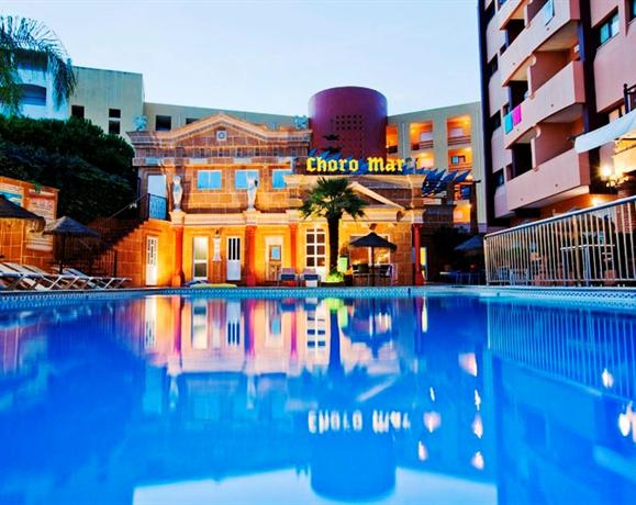 Choromar Apartments - Albufeira -