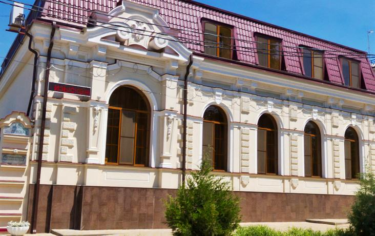 Бутик-Отель Варваци