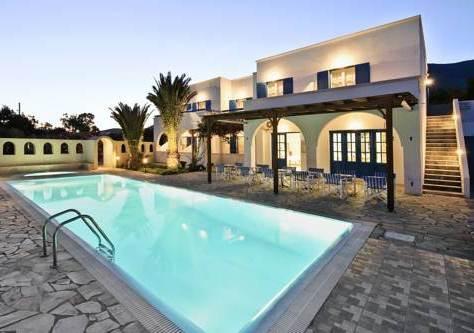 Villa Clio Hotel Santorini