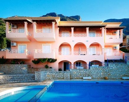 Barbati View Apartments - dream vacation