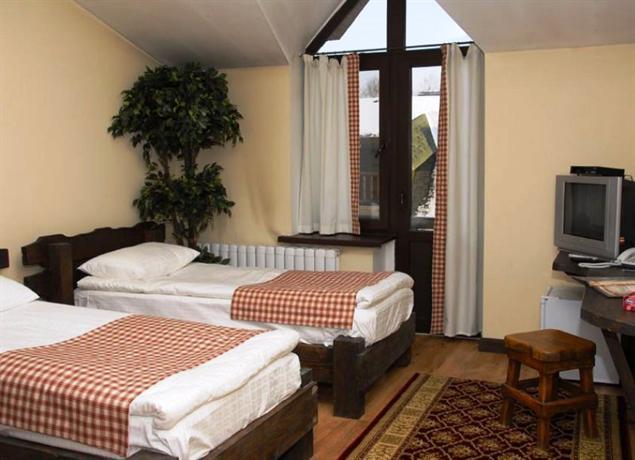 Гостиница Сарайшик
