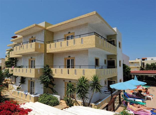 Stelios Apartments - dream vacation