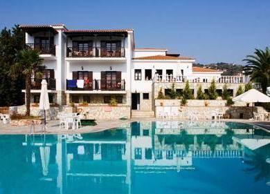 Dionyssos Hotel Skopelos - Skopelos -